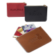 "Tuscany™ RFID Zip Wallet Pouch - 4.33""w x 3.3""h x 1""d"
