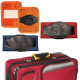 Majestic™ Luggage Handle Wrap