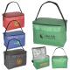 """6 Pack Tonal Non-Woven Cooler Bag - 10"""" W x 6"""" H x 5.5"""" D"""