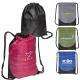 "Rio Grande Drawstring Backpack - 12.5"" W x 17"" H"