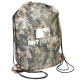 "Camo Drawstring Backpack - 14.5"" W x 17.5"" H"
