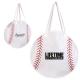 "Rallytotes™ Baseball Tote - 6"" D x 19"" DIA."