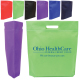 "Die Cut Handle Tradeshow Non-woven Tote - 15"" W x 16"" H x 2"" D"