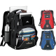 "High Sierra Swerve 17"" Computer Backpack - 19"" H X 13"" W X 8.5"" D"
