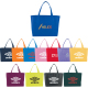 "Big Boy Non-Woven Shopper Tote - 12"" H X 19.75"" W X 5"" D"
