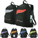 "Tornado Deluxe Backpack - 17.5"" H X 12.25"" W X 6"" D"