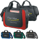 "Dolphin Business Briefcase - 11.5"" H X 15"" W X 2.75"" D"