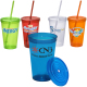 Super Value Sipper Tumbler Cup with Straw - 20 oz.