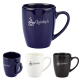 12 Oz. Contemporary Challenger Café Ceramic Mug
