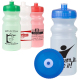 20 Oz Matte Sport Bottle With Push Pull Lid