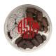 Fascia's 3-Way Snack Tub Chocolate – 16 oz.