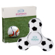 GameTime™ Spinner - Soccer with Custom Box