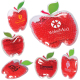 Apple Hot/Cold Gel Pack