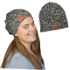 Tuscany™ Heathered Knit Beanie Headwear