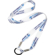"Full Color 3/4"" Lanyard w/ Bottle Holder"