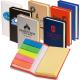 """Micro Sticky Book™ - 2""""w x 3.25""""h x 0.25""""d"""
