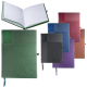 "Tuscany™ Duo-Textured Journal Notebook - 5.75""w x 8.25""h x 0.5""d"