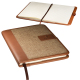 "Sierra™ Journal Notebook - 5.938""w x 8.75""h x 1.063""d"