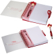 "Canada Patriotic MopTopper™ Stylus Pen & Notebook Set - 6""w x 7""h x 0.787""d"