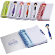"MopTopper™ Pen & Notebook Set - 6""w x 7""h x 0.787""d"