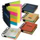 "Four Chapters of Stickies Notebook - 3-1/4""w x 3""h x 1""d"