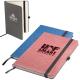 "Bound Strand™ Snow Canvas Journal - 5.5"" w x 8.27"" h x .5"" d"