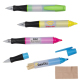 Highlighter Pen With Cleaning Cloth