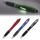 Budget Led Light Up Your Logo Pen Stylus