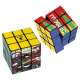 Rubik's® 9-Panel Full Stock Cube Stress Reliever