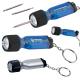 Mini Flashlight Tool key Chain