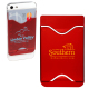 Promo Cell Phone Card Caddy / Stick-on ID Credit Card Wallet