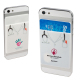 Doctor Silicone Mobile Device Cellphone Pocket / Card Holder / Wallet