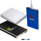 Metallic Lustre Power Bank - 2200mAh(UL Certified)