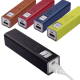 PU Leatherette Tuscany™ Executive Power Bank - 2200mAh
