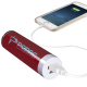 Micro-Cylinder Power Bank - 2200mAh(UL Certified)