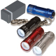 Micro 3 LED Torch/Key Holder