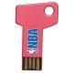 Custom Mini Key USB Flash Drive 4 GB