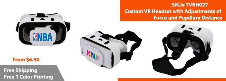 Custom VR Headset | Branded Google Cardboard | TVRH027